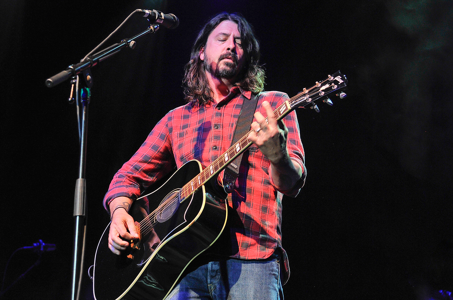 Dave Grohl Of Foo Fighters Performance May 2017 Billboard 1548